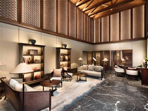 14 Incredibly Cool Hotel Lobby Designs To Inspire You
