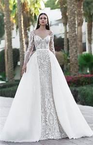 Die Schönsten Hochzeitskleider : hochzeitskleid 2019 oksana mukha hochzeiten ~ Frokenaadalensverden.com Haus und Dekorationen