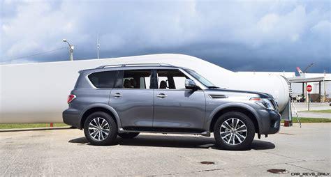 nissan armada 2017 nissan armada road test review