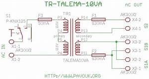 Talema 10va Transformer Board