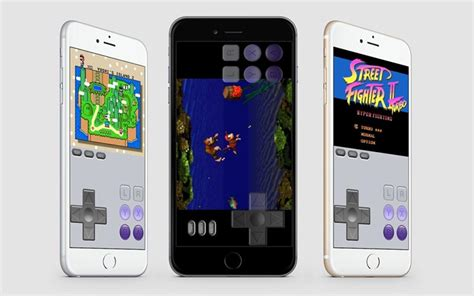 emulator for iphone install snes emulator on iphone or running ios 11