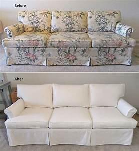Custom sofa slipcover thesofa for Custom made sectional sofa covers