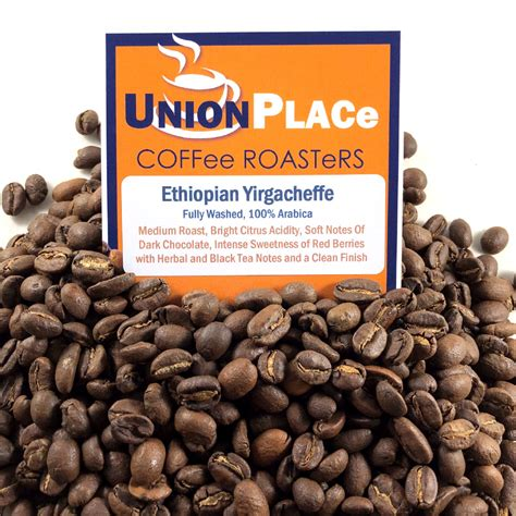 In 2008, the ethiopia commodities market officially began trading coffee. Ethiopian Yirgacheffe - Union Place Coffee Roasters - Rochester, NY