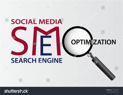 Social Engine Optimization - search engine social media optimization business stock