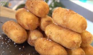 Croquettes Pommes De Terre Thermomix by Recette Croquettes De Pommes De Terre En Vid 233 O