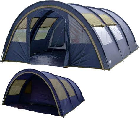 tente tunnel 3 chambres tentes 1 à 6 places matériel de cing accessoires cing