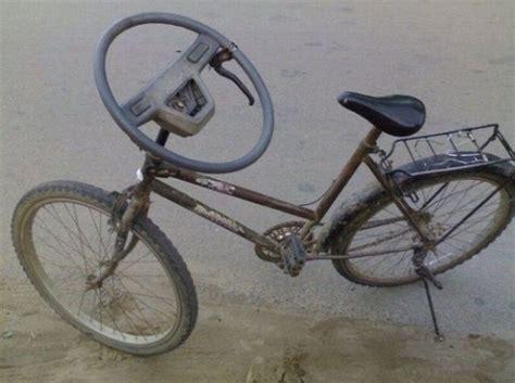 Con Volante Bici Con Volante