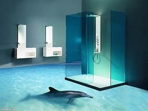 Stunning revetement sol salle de bain resine id es design for Salle de bain design avec résine décorative pour sol