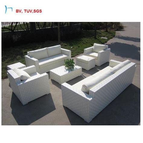 china c outdoor furniture modern luxury white garden