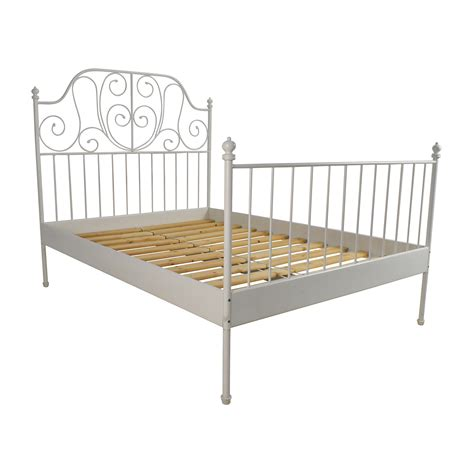 mattress size ikea leirvik bed frame review ikea bedroom product reviews