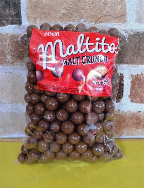 delfi maltitos kg gudcois chocolate