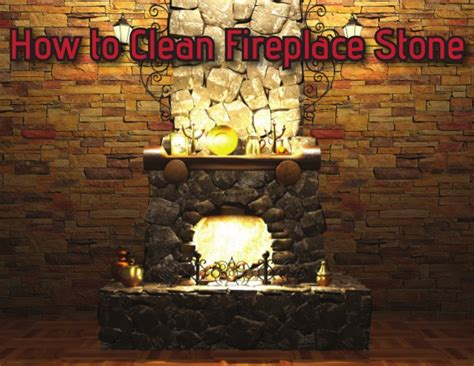 how to clean a fireplace how to clean fireplace