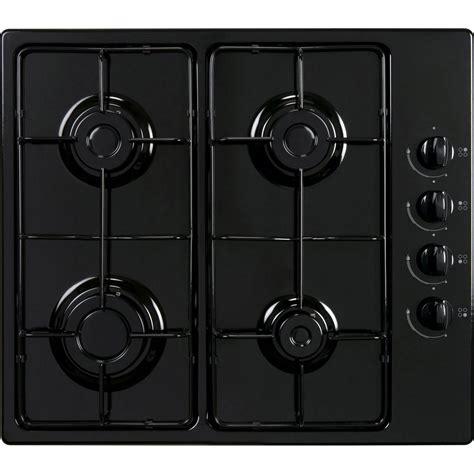 plaque cuisine gaz plaque de cuisson gaz 4 foyers noir frionor ggnofri 2