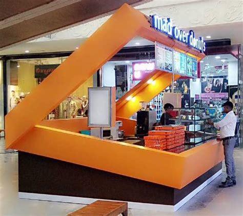 Hiring Kiosk by Exhibition Stall Designer Fabricator Decorator Mumbai India