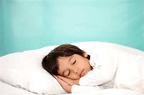 Sleeping Child by Sleep Good For The Body And Brain Healthy Kids Today