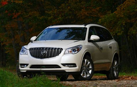 Buick New Models For 2014 by 2014 Buick Enclave Test Drive Review Cargurus
