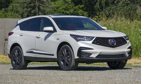 Acura 2019 : 2019 Acura Rdx Prototype Debuts With A 2.0l Turbo