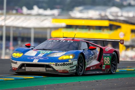 Ford GT Makes History at Le Mans - The Drive