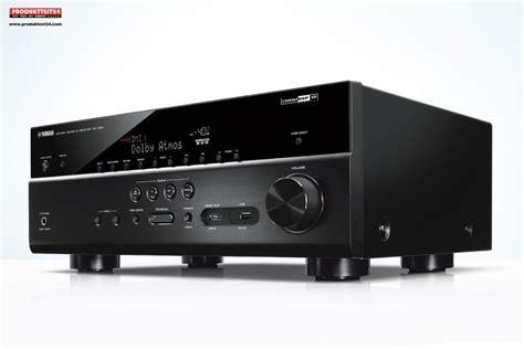 Der Yamaha Rxv681 Av Receiver Mit Dolby Atmos Und Dtsx