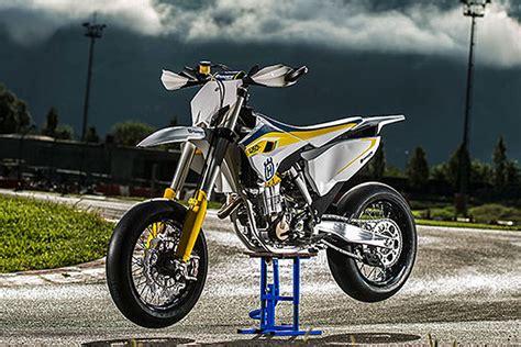 New Bike: 2015 Husqvarna FS 450 Supermoto