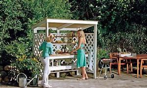 Küche Selbst Gebaut : outdoork che selber bauen ~ Watch28wear.com Haus und Dekorationen
