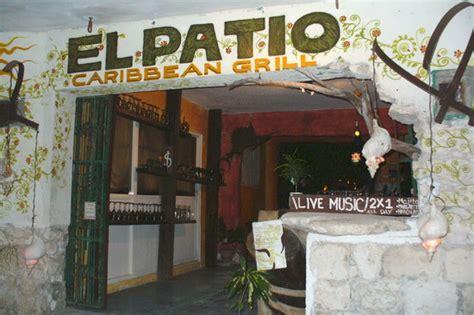 el patio caribe grill isla restaurant reviews