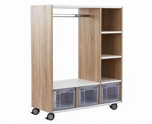 Garderobe Mit Viel Stauraum : mobile garderobe ~ Bigdaddyawards.com Haus und Dekorationen