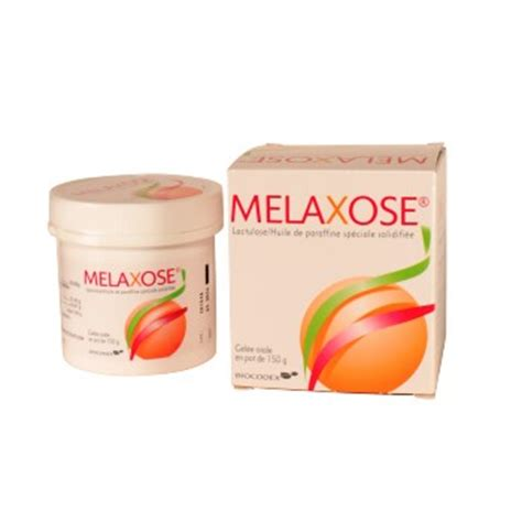melaxose gel 233 e orale m 233 dicament constipation pharmacie illicopharma