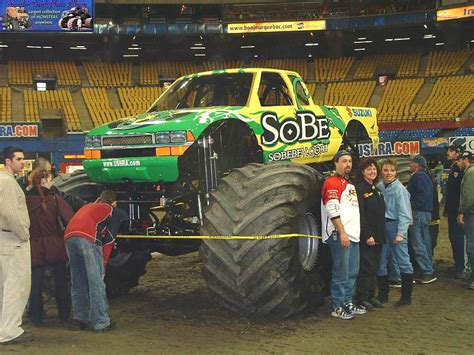 show me a monster truck monster truck photo album
