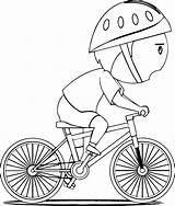 Coloring Bike Pages Bmx Printable Dirt Mountain Bicycle Cycling Ride Sketch Sheets Helmet Getcolorings Colorings Boy Biycle Getdrawings Encourage Learn sketch template