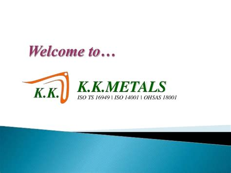 Forging Manufacturers in India | K K Metals