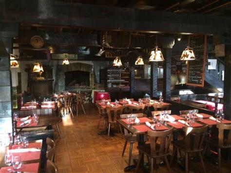 interior picture of le chalet suisse lausanne tripadvisor