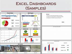 Construction KPIs & Dashboards