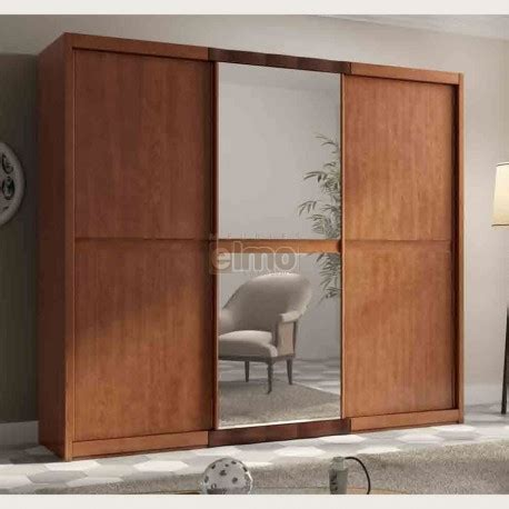 Armoires Penderies Portes Coulissantes by Am 233 Nagement Armoire Dressing Penderie Merisier Massif