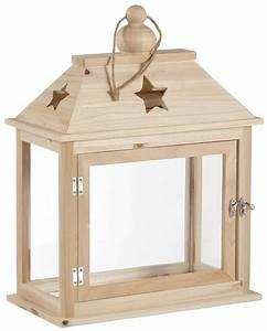 Laterne Weiß Holz : laterne aus holz online kaufen otto ~ Watch28wear.com Haus und Dekorationen