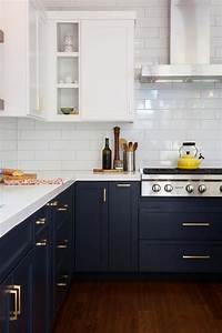 Have You Considered Using Blue For Your Kitchen Cabinetry For The Home Pinterest Kitchen