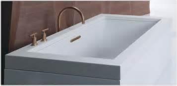 4 Foot Bathtubs by Amazon Com Kohler K 1130 0 Underscore 5 Foot Acrylic Bath