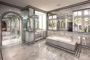 Mirrored Bathrooms - Contemporary - Bathroom - Thompson