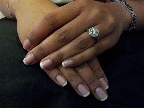 ArtzeeNailz Gelish French Manicure