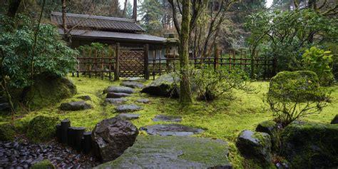 Japanischer Garten Reihenhaus by Connecting To The Garden Through Tea Portland Japanese