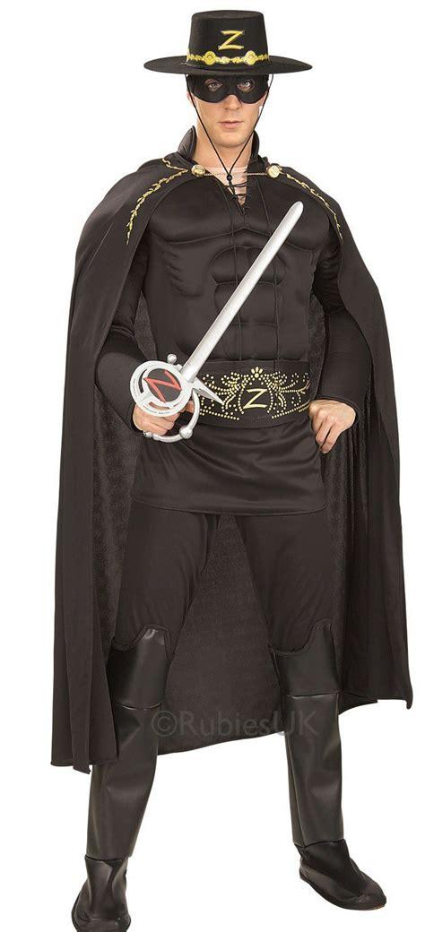 zorro costume costumes deluxe thecostumeshop ie