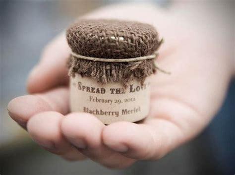 petit pot de confiture mariage des id 233 es de cadeaux qui ne sont pas des drag 233 es j ai dit oui