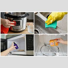 21 Of The Best Hacks For Cleaning Your Kitchen · Jillee