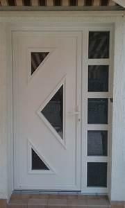 portes d39entree grenoble sur mesure pvc bois aluminium With devis porte d entrée