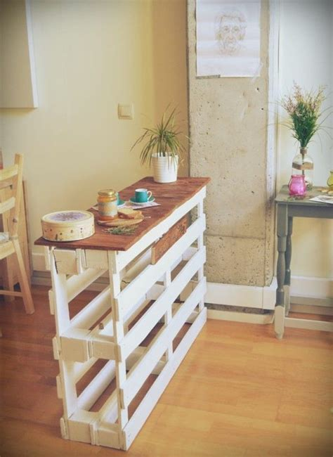 ideas  hacer muebles  palets faciles mini