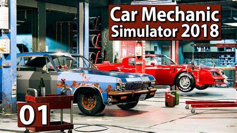 auto werkstatt simulator 2018 auto werkstatt simulator 2018 car mechanic gameplay 1 german