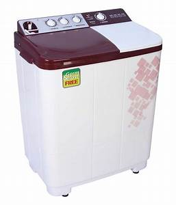 Videocon 7 2 Kg Vs72h11 Semi Automatic Top Loading Washing