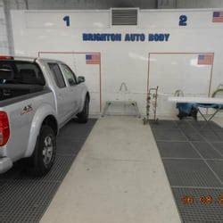 brighton auto repair    reviews body shops