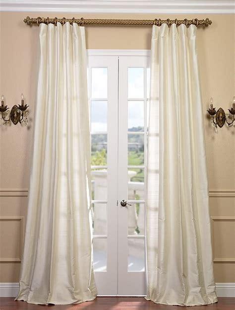 Silk Drapes - best 25 silk curtains ideas on silk drapes
