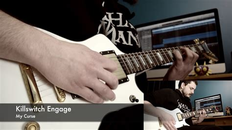 My Curse  Killswitch Engage  Guitar Cover [hq] Youtube